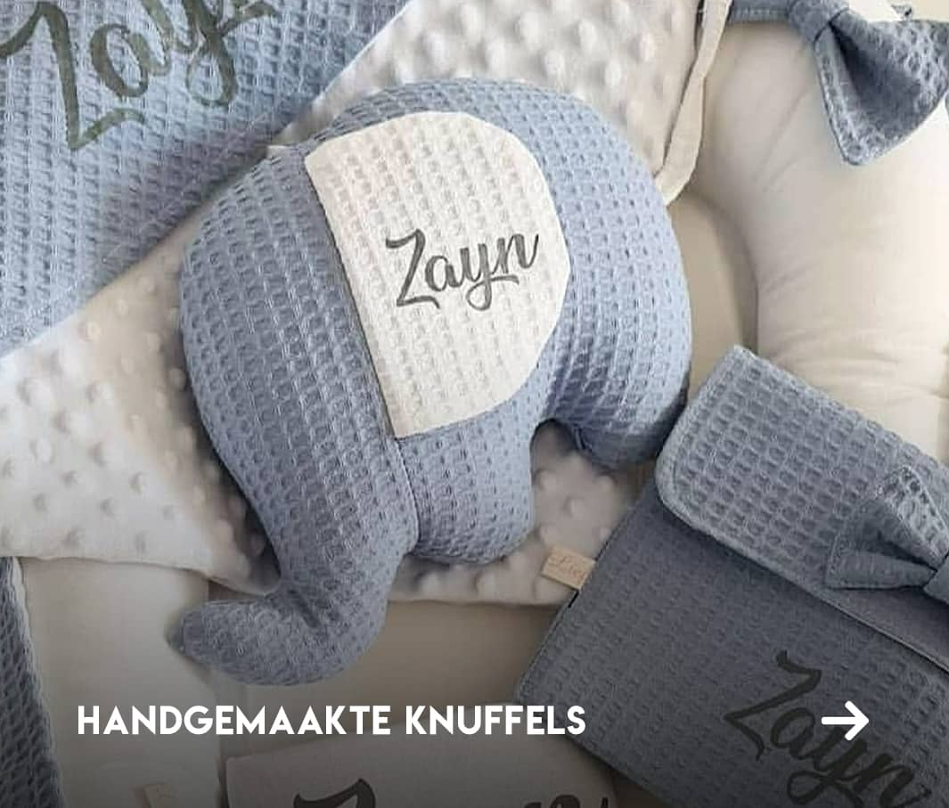 Sewlief Handgemaakte Knuffels Bestellen