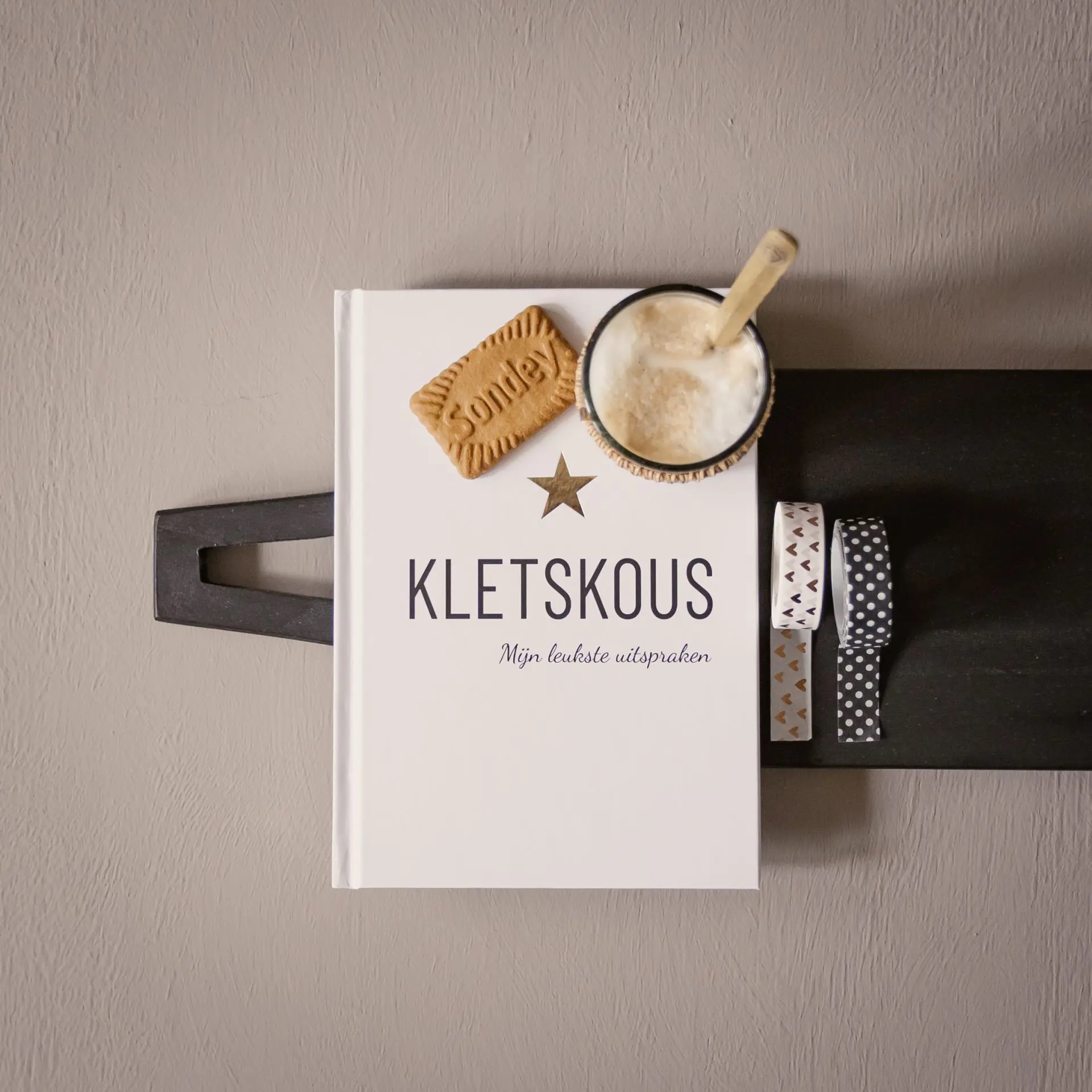 Kletskous uitsprakenboekje 5